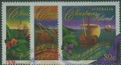 CHI SG430-2 Christmas 1996 set of 3